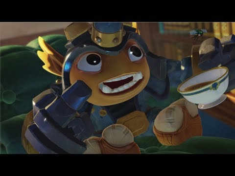 Skylanders Short Cuts: Fryno!