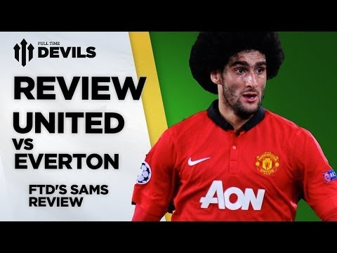 Not The United Way | Manchester United 0 Everton 1 | REVIEW