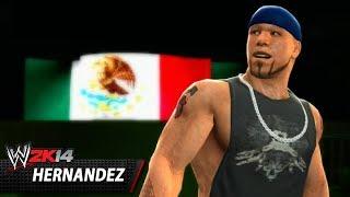 WWE 2K14 Community Showcase: Hernandez (Xbox 360)