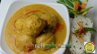 Chicken Kofta Korma..