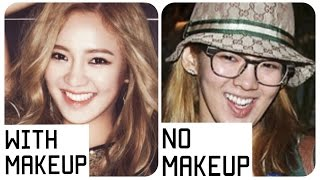 SNSD No Makeup Ranking (NEW) HD