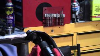 How To Remove Upper Control Arm Bushings On A Chevelle