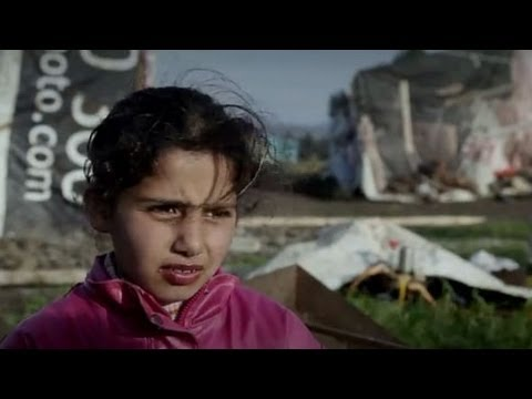 Syrian refugee children speak out