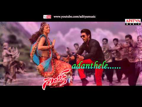 Subhalekha Rasukunna | Full Song With Lyrics | Naayak Telugu Movie |  Ram Charan,  Kajal, Amala Paul