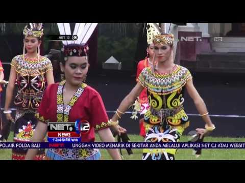 Tarian 24 Jam di ISI Surakarta Rayakan Hari Tari Internasional - NET12