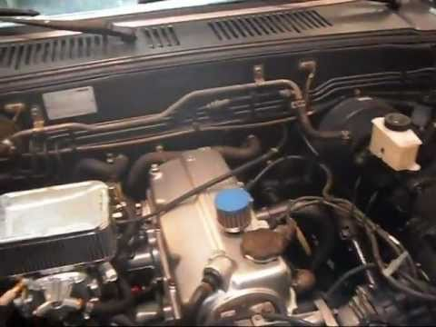 how to change timing belt on mazda b2200 2.2l motor