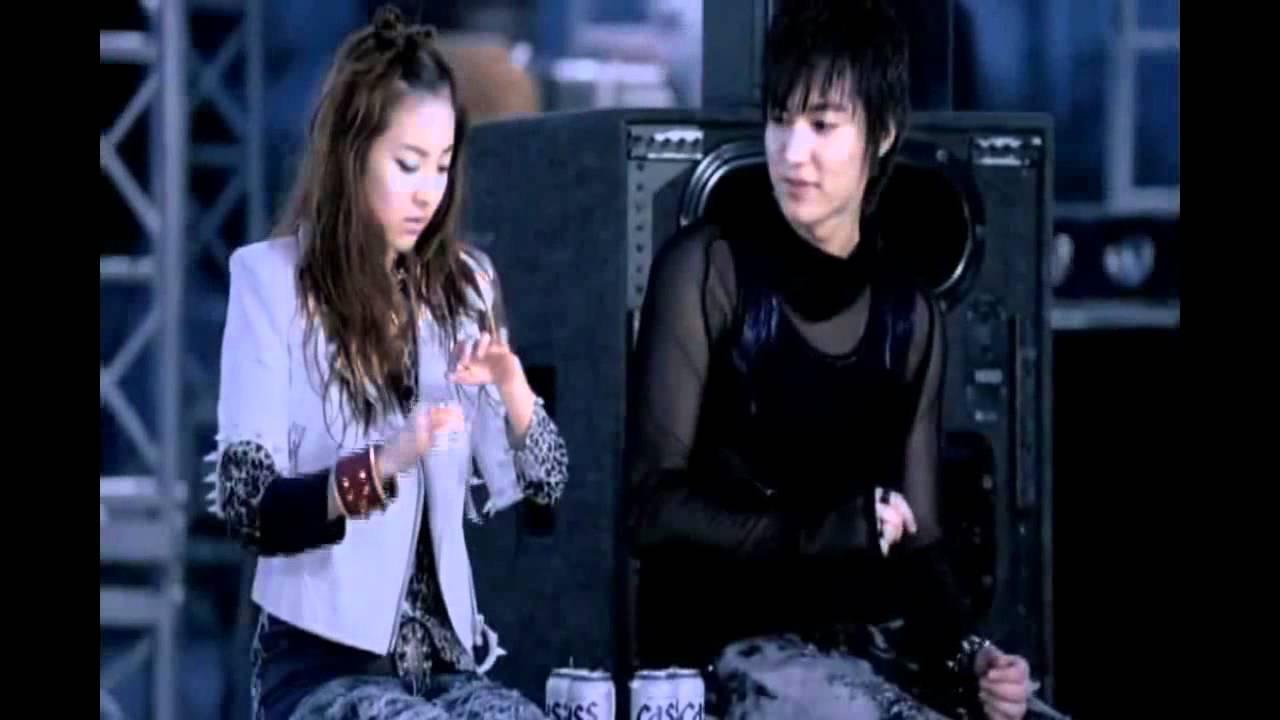 Dara(2NE1) ft Lee Min Ho - KISS (RUS SUB) - YouTube