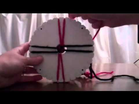 Basic Kumihimo - an introduction to Japanese cord-making