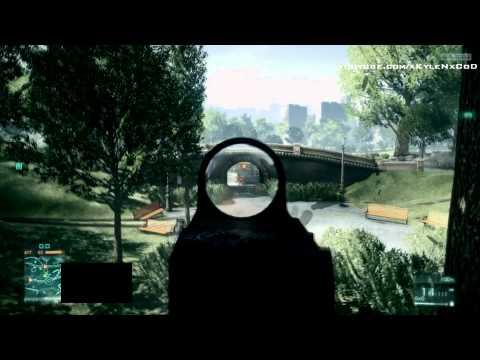 Battlefield 3 - Новый геймплей мультиплеера