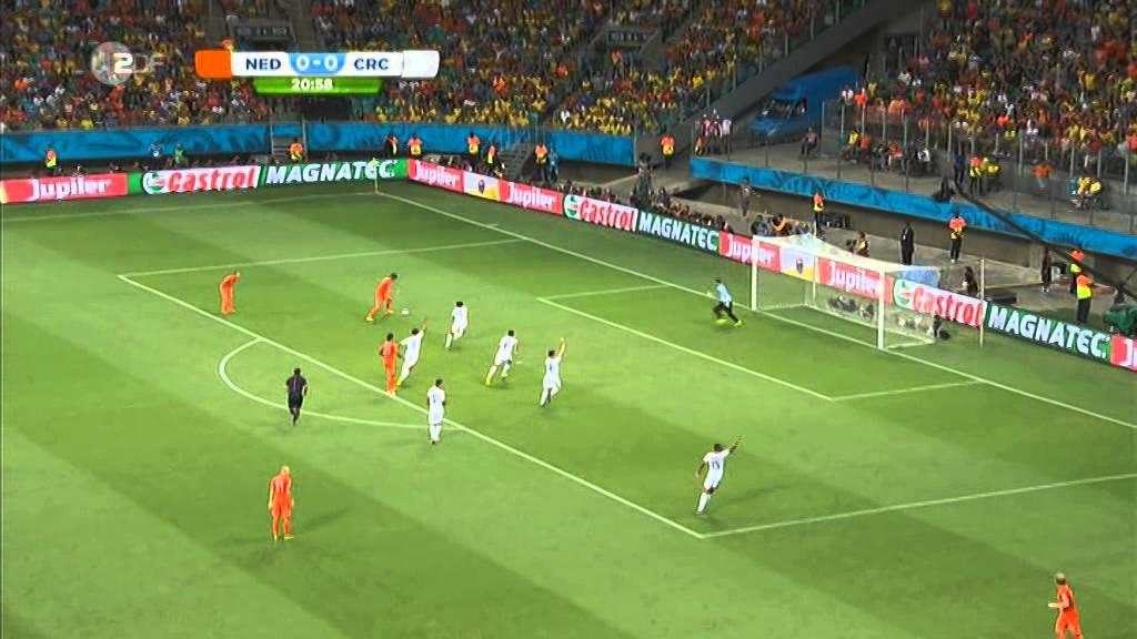 Netherlands 0-0 Costa Rica
