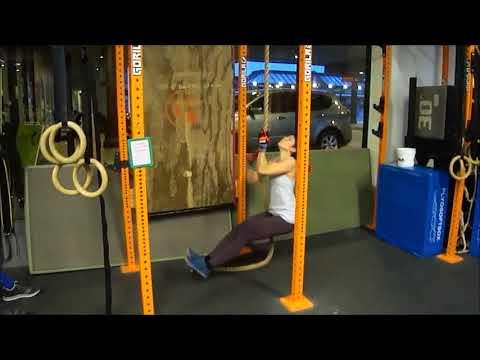CrossFit L Climbs Plus