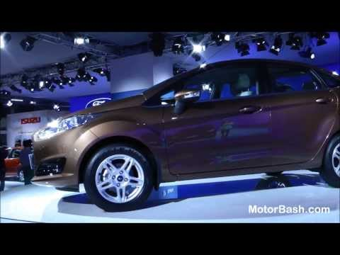 Walk around Ford Motors's stall (Uncut)- Auto Expo 2014 Delhi,India