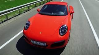 Наши тесты. Вып. 887. Porsche 911 Carrera 4S. Авто Плюс ТВ