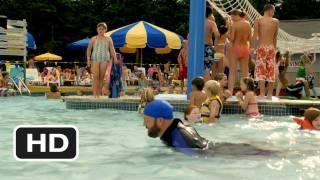 Grown Ups #5 Movie CLIP Peeing In The Pool (2010) HD