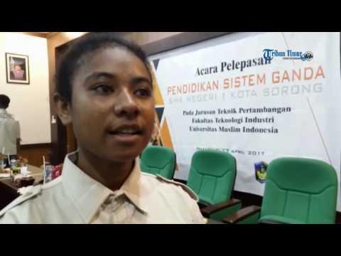Siswi SMKN 1 Sorong Ingin Kembali ke FTI UMI Sebagai Mahasiswi