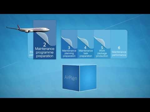 Airbus services : introducing Airpl@n