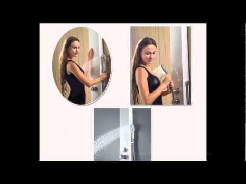 Shower Panel - - 2 Jet Massage - Madrid
