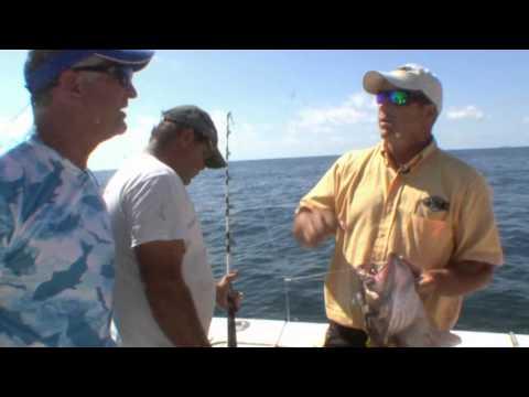 Michagin Man Goes Offshore Fishing on Castin' Cajun