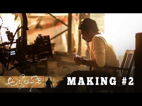 Agnyaathavaasi-Making--2
