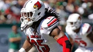 Calvin Pryor Louisville Highlights ᴴᴰ