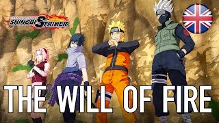 NARUTO TO BORUTO: SHINOBI STRIKER - Bejelentés Trailer