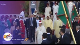 برلمانية تطلب بكل جرأة التقاط صورة مع الملك و هكذا كانت ردة فعله+التصريح | بــووز