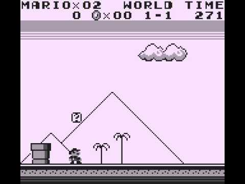 Super Mario Land - Overworld Music - User video