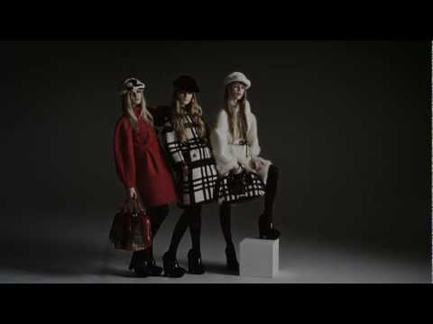 Burberry Prorsum A/W 11 Campaign - Look 16