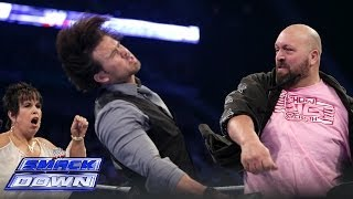 Big Show KO's Brad Maddox: SmackDown, Oct. 18, 2013