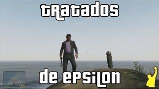 Grand Theft Auto V (GTA V) Localización Tratados De Epsilon