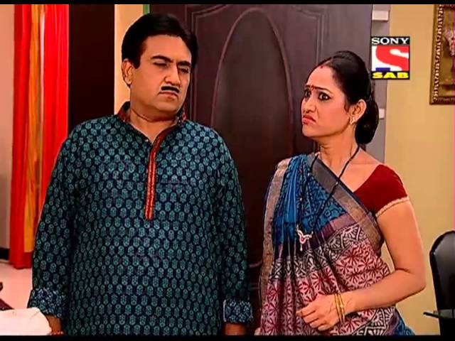 Taarak Mehta Ka Ooltah Chashmah - Episode 1202 - 12th August 2013