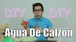 Como Hacer Agua De Calzón / Hechizo Para