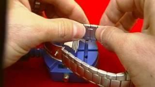 Ajuste de correa o brazalete de reloj con pasador tradicional