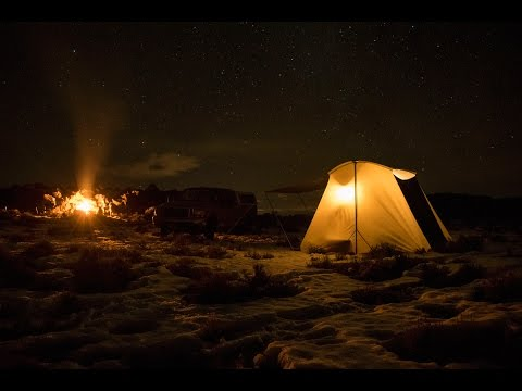 Open Desert Camp Kodiak Canvas Flexbow