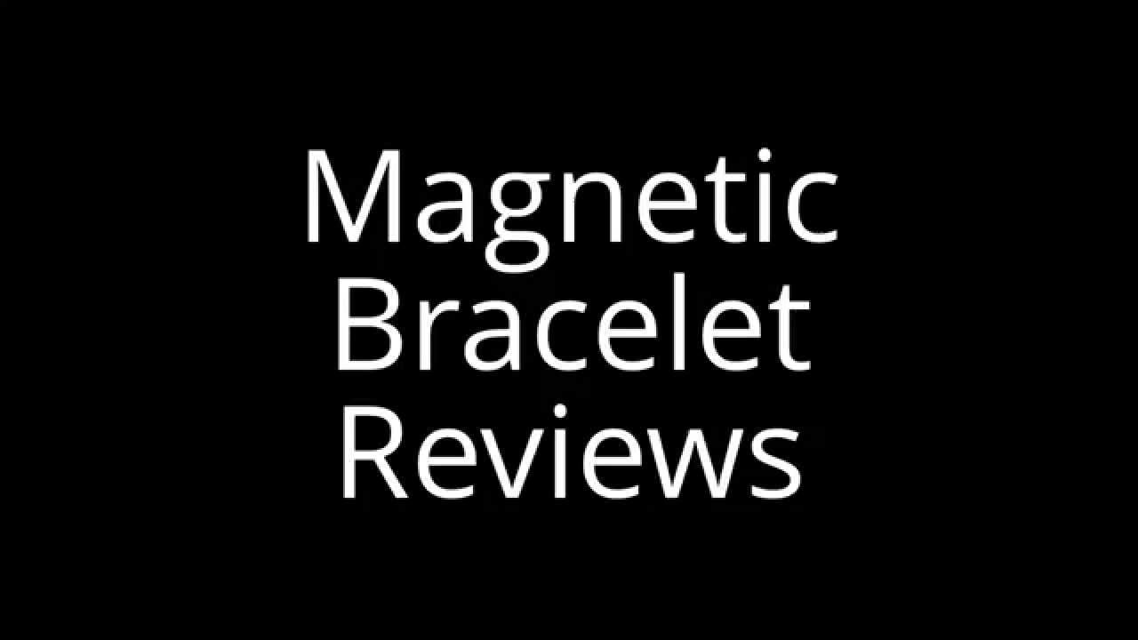 Do magnetic bracelets work biomagnetips youtube for How does magnetic jewelry work