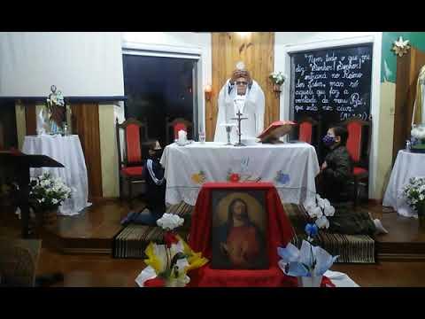 Santa Missa | 24.06.2021 | Quinta-feira | Padre Francisco de Assis | ANSPAZ
