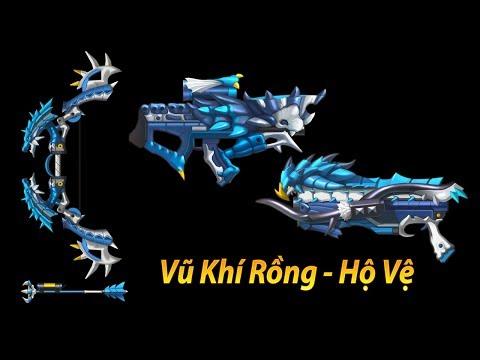 [Avatar Star VN] Giới thiệu Vũ Khí Rồng - update 24/6