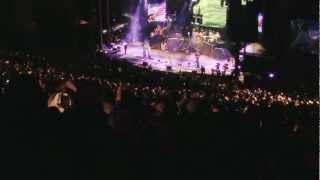 Zac Brown Band Knee Deep At Red Rocks