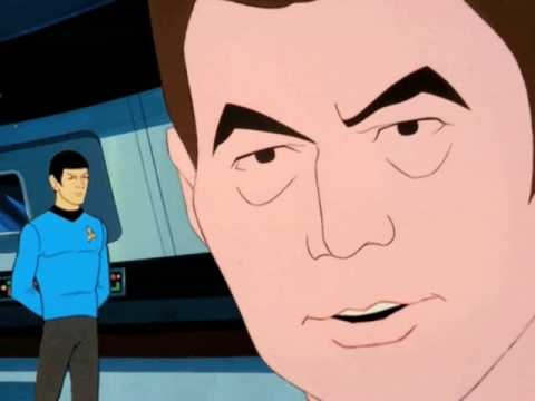 "Animated Star Trek PSA ""Mudd's Passion"""