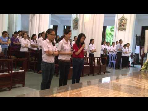 WGPSG - Thánh lễ bế giảng đào tạo giáo lý viên khoá 6