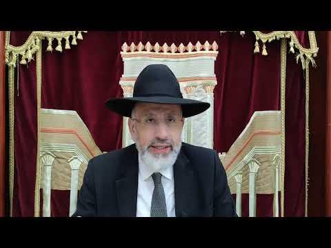 Parashat Ekev Le besoin d être un peuple uni Léïlouy nichmat de Michaël Aviel ben Sultana et Yonathan Edery ben Sarah zal