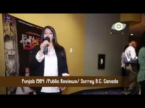 Punjab 1984  Movie Review from Canada
