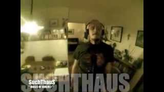 SUCHTHAUS - Walls of Berlin (feat. Niklas Kvarforth and Hellhammer)