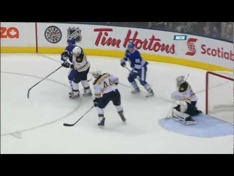 Tyler Seguin's 1st NHL Hat Trick vs Toronto 11/5/11