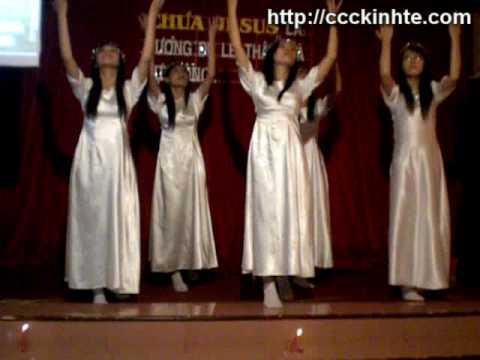 Người tôi yêu mến - Nhóm múa http://ccckinhte.com
