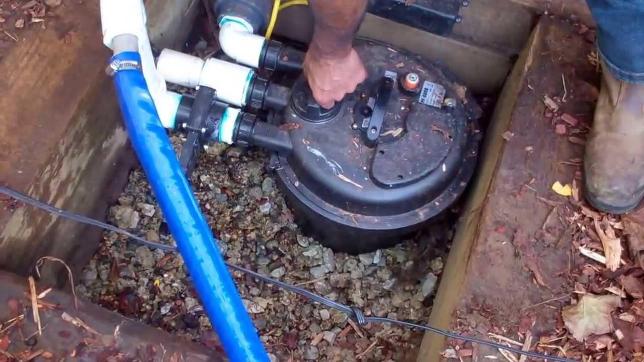 World 39 S Best Small Pond Filter Enviroscape La Youtube