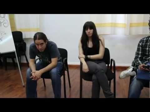 Cortometraje Terapia de grupo