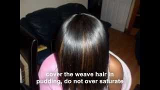 Full Sew In Weave Tutorial Braid Pattern To Closure