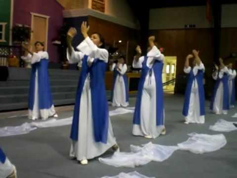 Danza Cristiana Perfume a Tus Pies