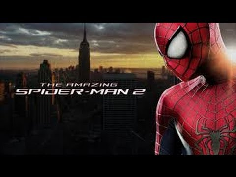 The Amazing Spiderman 2 Video Game Full Movie HD 2014